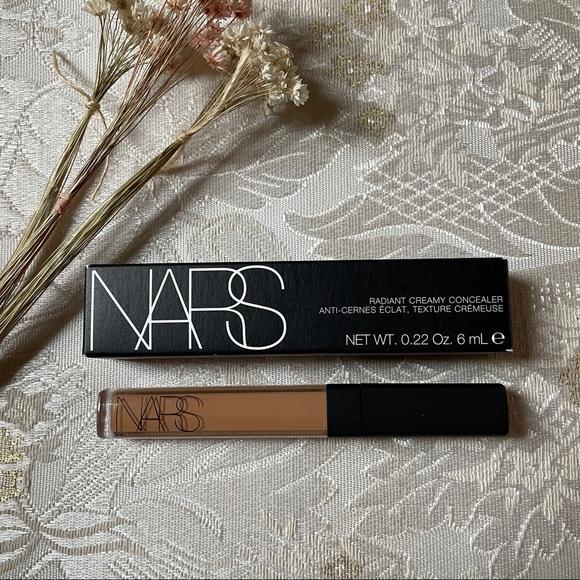 NEW NARS Radiant Creamy Concealer in Caramel